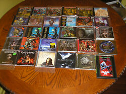 Iron Maiden 29 Cd 2 Dvd Collection Imports Early Masterings Japan Castle 2 X Cd