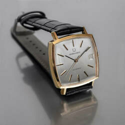 602 There Is Negotiation Oh Finished Universal Geneva Automatic Winding 1969