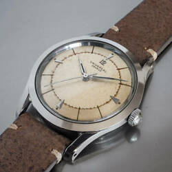 544 There Is Negotiation Pole Oh Finished Universal Geneva Hand-wound 1955