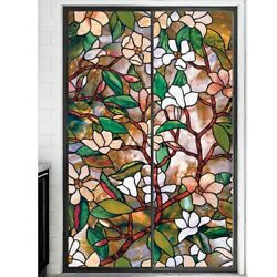 Quality Privacy Film Stained Glass Electrostatic Stickers Frosted Decoration