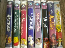 Vintage Vhs Awesome Collectible Lot Highly Collectible/some Rare