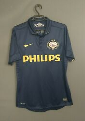 Psv Eindhoven Jersey Authentic 2013 2014 Away Large Shirt Player Issue Nike Ig93