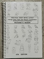 Practical Sheet Metal Layout Series Fittings Used Today That Requ [4th Edition]
