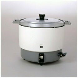 Paloma Rice Cooker Large Volume Natural Gas Max 6 Liters Lng Business Use Jp New