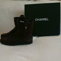 Ladies Suede Short Boots From Japan Fedex No.7700