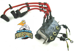 Yamaha Oem Ignition Coils And Plug Wire 1995-1998 Wave Raider Venture Exciter 1100