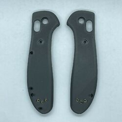 Flat Benchmade Full Size Griptilian Scales Carbon Fiber Smooth