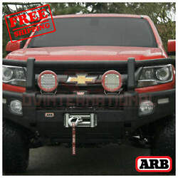 Arb Bull Bars Front For Chevrolet Colorado 2015-2019