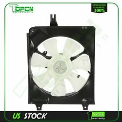 Engine A/c Condenser Cooling Fan Assembly For 1994 1995 1996 1997 Honda Accord