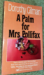 A Palm for Mrs. Pollifax by Dorothy Gilman PB 1992