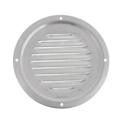 127mm/5 316 Stainless Steel Yacht Boat Engine Louvred Vent Cover