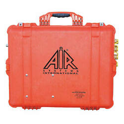 Air Systems International Bb100-co Portable Filtration Panel4 Users