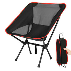 Ultralight Portable Folding Backpacking Beach Camping Chair w Storage Bag US $26.99