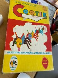 The Game Of Cootie 200 Usa Andcopy 1949 Schaper Mfg Usa