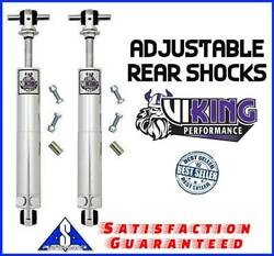 Viking Smooth Body Shock Dodge Plymouth Mopar Front Double Adjustable Shock