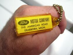 Vintage 1960' S Ford Accessories Nos Promo Fomoco Auto Key Holder Old Car Part