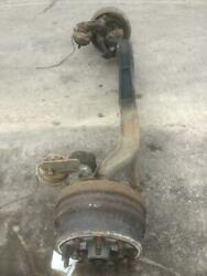 Ref Hub 103110t Eaton-spicer E1200i 2004 Axle Assembly Front Steer 2074613