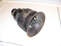 Vintage Old Auto Parade Siren Part Service Horn Gm Hot Rod Ford Chevy Jalopy Car