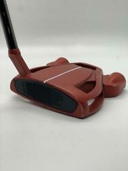 Taylormade Spider Tour Red Sightline Putter Good Condition Left Hand 35 Inch