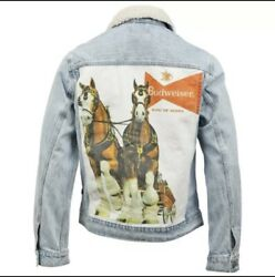 Budweiser Sherpa Horses Urban Outfitters