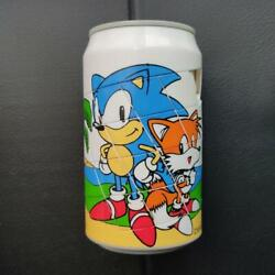 Sonic The Hedgehog Can Shaped Piggy Bank Puzzle Prizes A Unused