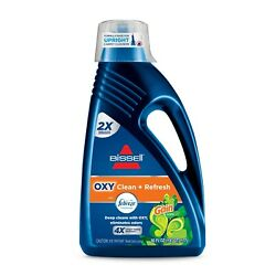 BISSELL Oxy Clean Refresh with Febreze Original Gain Scent Carpet Cleaning For