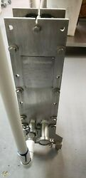 Plate Heat Exchanger Water Tank Chiller Cooling Sys - For Beer Yogurt Etc