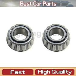 Front Outer Wheel Bearing And Race Set Centric Parts Fit Ford 1955-2011 2 Pcs