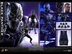 Domestic Hot Avengers Marvel Black Panther Mms470 1/6 Scale