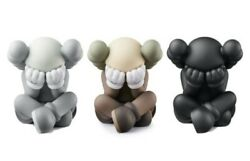 3-body Set Kaws Separated Grey Brown Black Gray Cowes Article