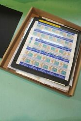 Vatican Holy Italy Huge Stock Dealer Mnh Sheets 1999-2011 Stamp Collection