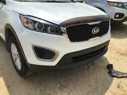 Front Bumper Two Piece Bumper Without Fog Lamps Fits 16-18 Sorento 2812281