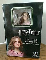 Harry Potter Hermione Granger Collectible Gentle Giant Bust/1298/2500/nrfb