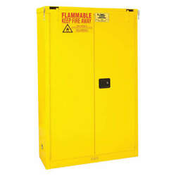 Condor 45ae88 Flammable Liquid Safety Cabinet45 Gal.