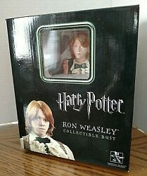Ron Weasley Harry Potter Collectible Gentle Giant Bust/865/2000/nrfb