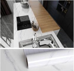 Vinyl Film Removable Wallpaper Self Adhesive Kitchen Shelf Liner Contact Paper