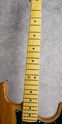 Fender American Professional Ii Stratocaster -mn Roasted Pine- Us20078279