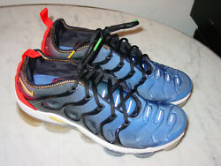 2020 Mens Nike Air Vapormax Plus Live Together Play Together Shoes Size 8.5