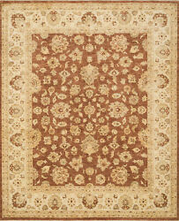 Loloi Ii Traditional Rust And Ivory 4and039-0 X 6and039-0 Area Rugs Majemm-07ruiv4060