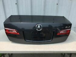 Trunk Lid Rear View Camera Wo Spoiler Fits 16-18 Acura Ilx 15105
