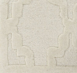 Surya Chandler Wool 9' X 12' Rectangle Area Rugs With Ivory Finish Cha4000-912