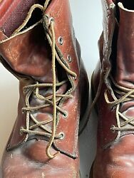 Vintage Red Wing Irish Setter Sport Boots