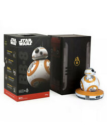 Brand New Never Opened Sphero App Enabled Bb-8 Droid From Star Wars