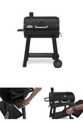 Smoke Charcoal Xl Grill Offset Smoker Temperature Control Assembly Required