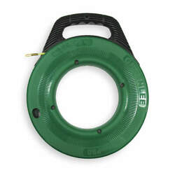 Greenlee Ftn536-50 Fish Tape,3/16 In X 50 Ft,nylon