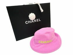 Aa7574 B05775 Nc583 Bucket Hat Cotton Pink 2021sshat Women And039s No.9114