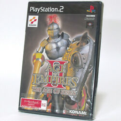 Age Of Empire King Ps2 Empires Ii The Kings