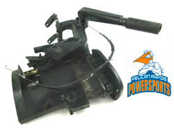 Mercury/mariner Complete Mid Section 15 And Steering Arm 1999-2006 15hp 20hp 25hp