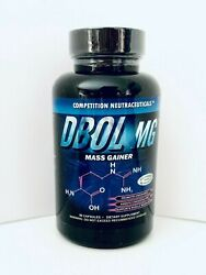 DBAL MG Mass Gain Booster PreWorkout MUSCLE GROW Legal Steroid testosterone