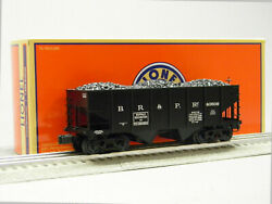 Lionel Buffalo Rochester And Pittsburgh 2 Bay Hopper O Gauge 2026690-2026691 New